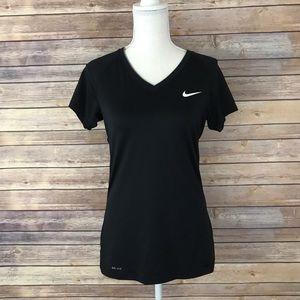 Nike Dri-Fit V-Neck Tee